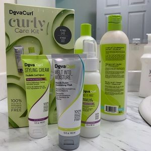Deva Curly | Curly Kit Limited Edition